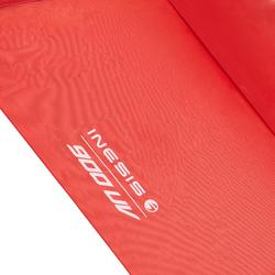 Regenschirm Golf 900 UV-Schutz dunkelrot