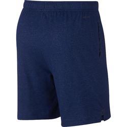 Short Nike 500 Gym Stretching homme bleu chiné