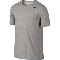 T-Shirt DFC 2.0 500 Gym Stretching Herren grau