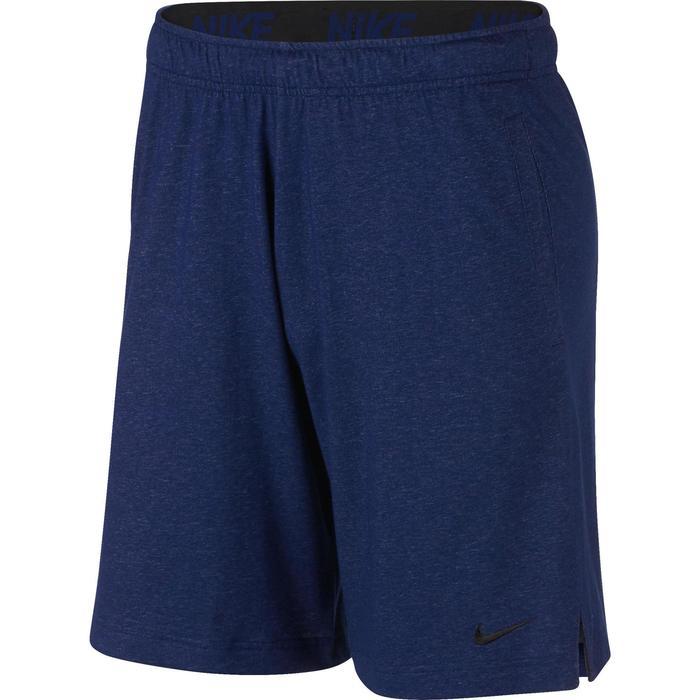 Short Nike 500 Gym Stretching homme bleu chiné - 1488362