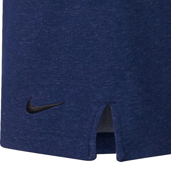 Short Nike 500 Gym Stretching homme bleu chiné - 1488363
