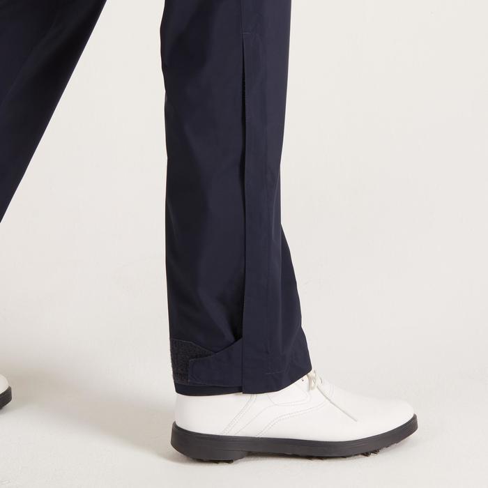 900女款高爾夫雨褲-海軍藍