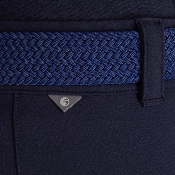 Golfbroek voor dames, koud weer, marineblauw