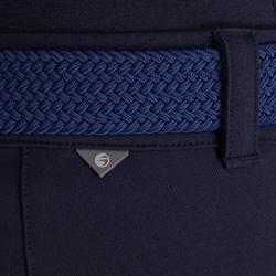 Golfhose warm Damen dunkelblau