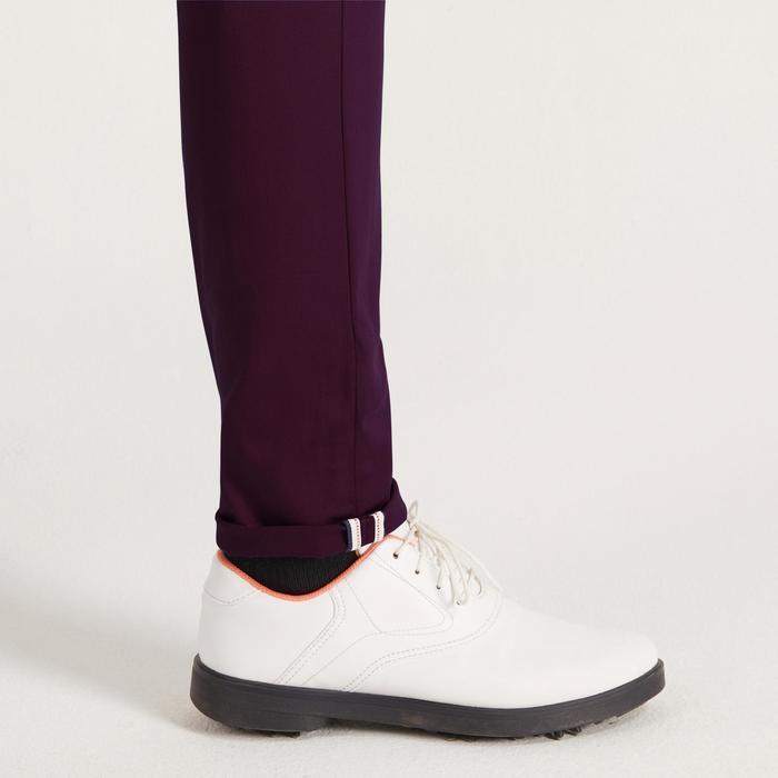 Golfhose Damen violett