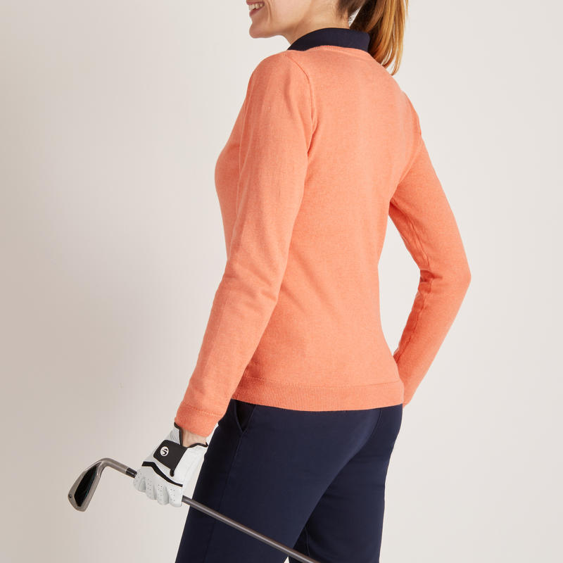 APRICOT WOMEN'S MILD WEATHER GOLF PULLOVER