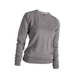 Women's Mild Weather Golf Pullover - Grey