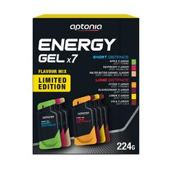 Lote Geles Energéticos Triatlón Aptonia Distancias Cortas Largas 7 X 32 G