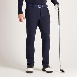 Golfhose warm kühle Witterungen Herren dunkelblau