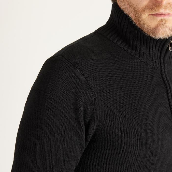 PULL GOLF TEMPS FROID MARINE POUR HOMME - 1488845