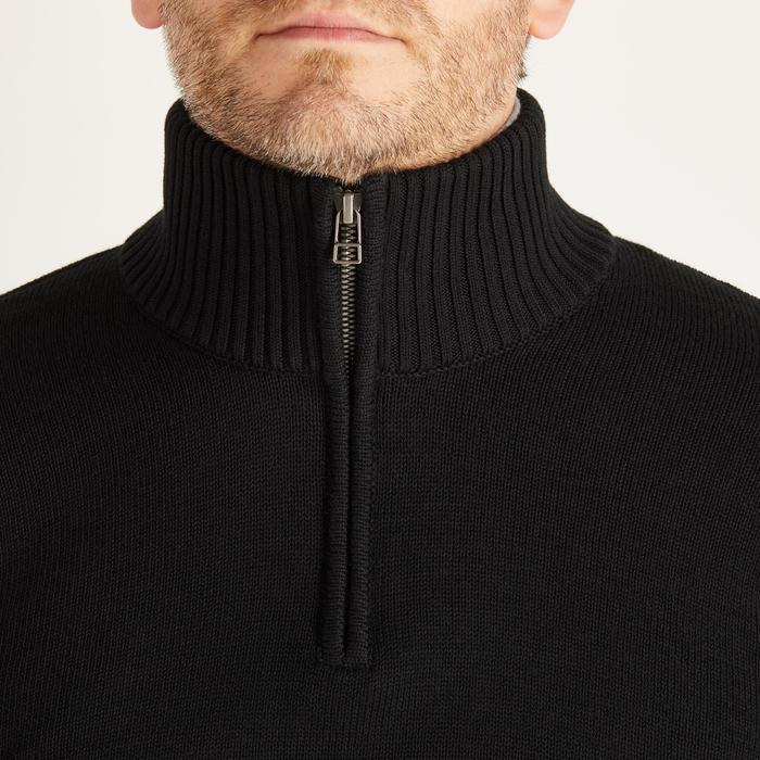 PULL GOLF TEMPS FROID MARINE POUR HOMME - 1488848