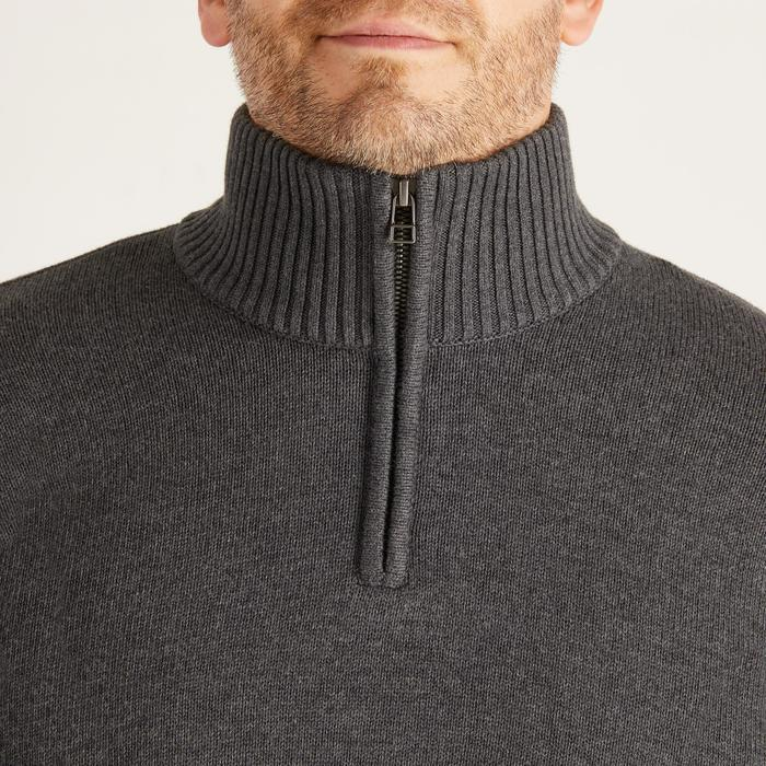 PULL GOLF TEMPS FROID MARINE POUR HOMME - 1488859