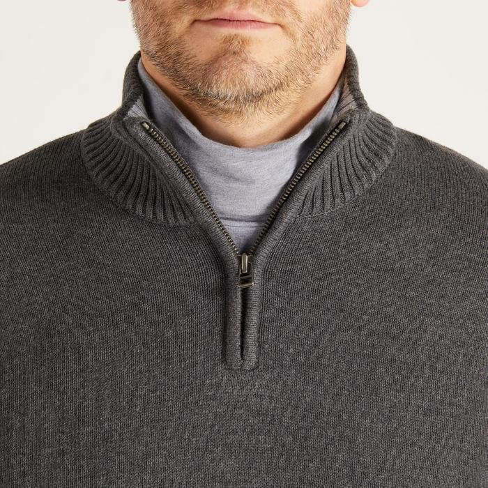 PULL GOLF TEMPS FROID MARINE POUR HOMME - 1488860