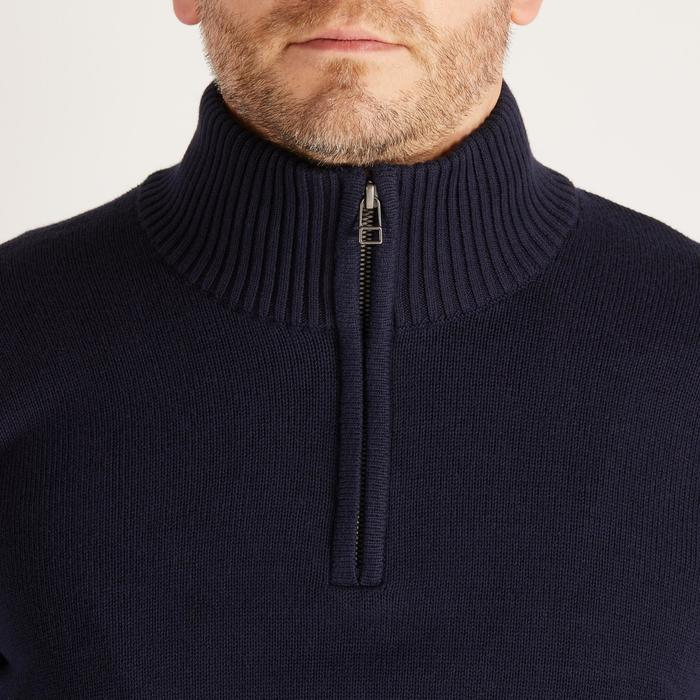 PULL GOLF TEMPS FROID MARINE POUR HOMME - 1488908