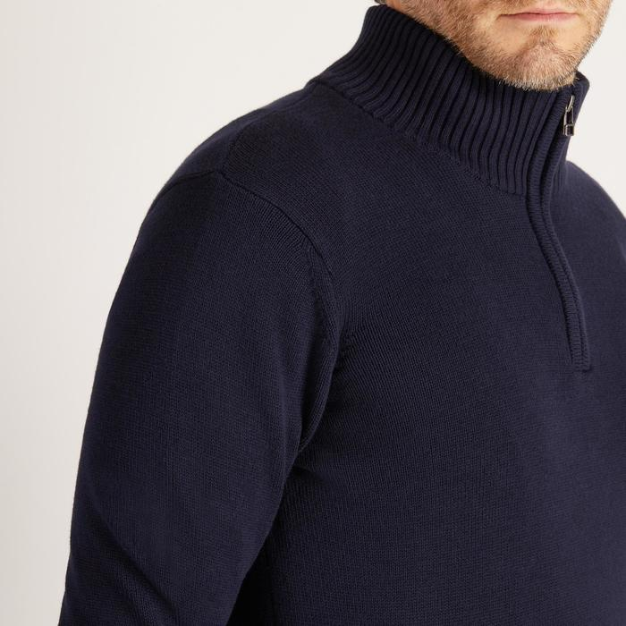 PULL GOLF TEMPS FROID MARINE POUR HOMME - 1488912
