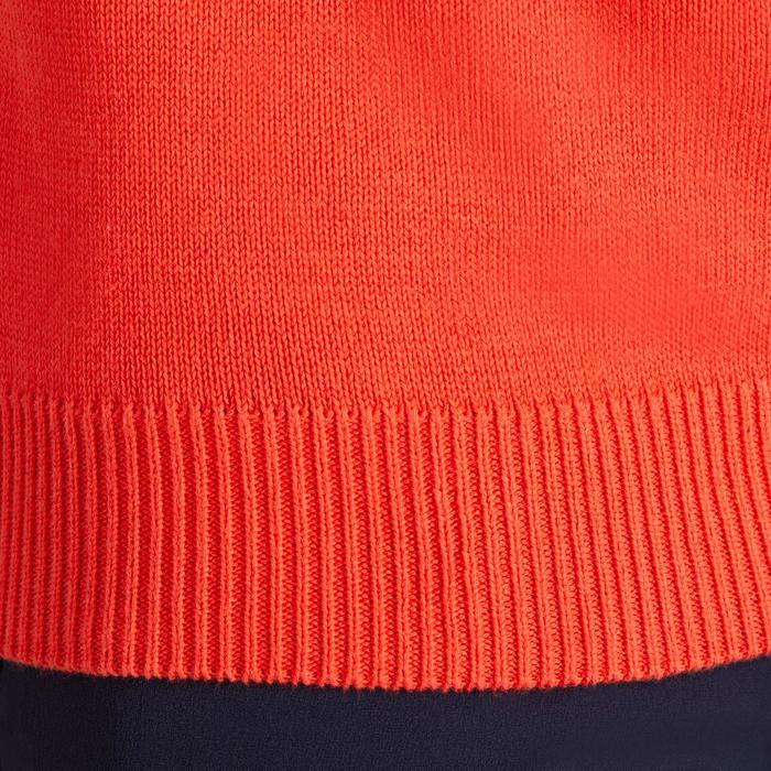 Golf Pullover Herren rot