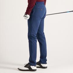 Golfhose Herren blau