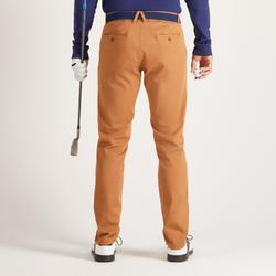 Golfhose Herren haselnussbraun