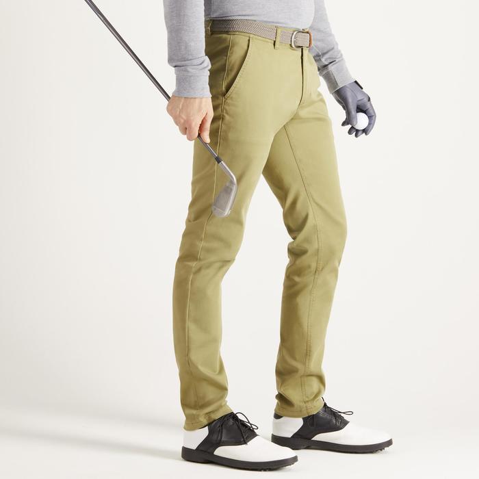 Golfhose Herren kaki