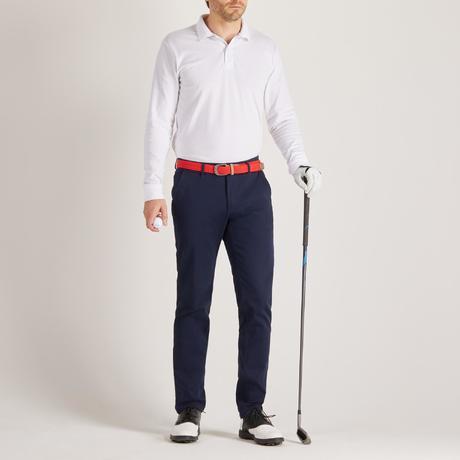 pantalon golf temps tempere marine pour homme inesis golf. Black Bedroom Furniture Sets. Home Design Ideas