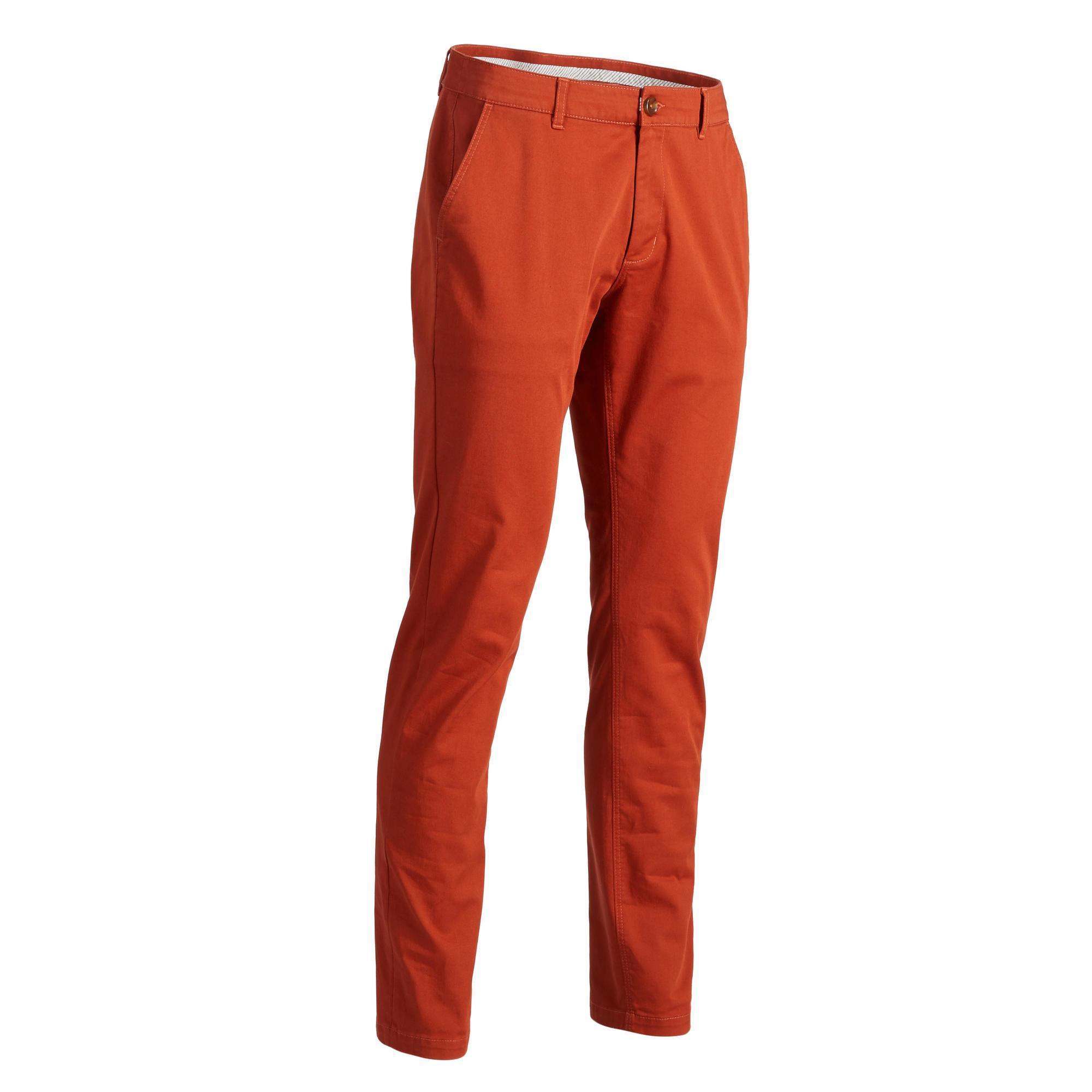 Zoek je Inesis Sportkleding heren Herenkleding per sport Heren? Inesis Golfbroek voor heren, zacht weer BRUIN maat  XL / W37 L34 het voordeligst hier