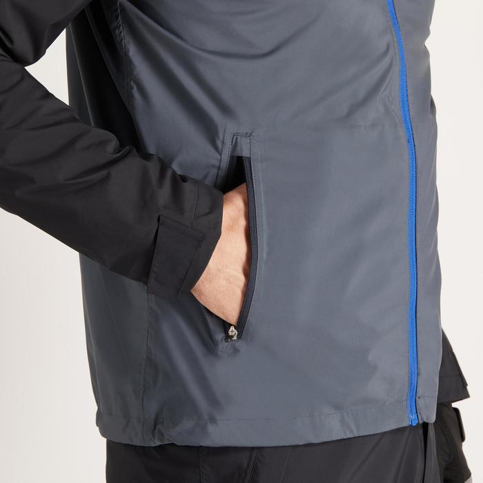 Men's Golf Waterproof Rain Jacket - Grey - 1489150