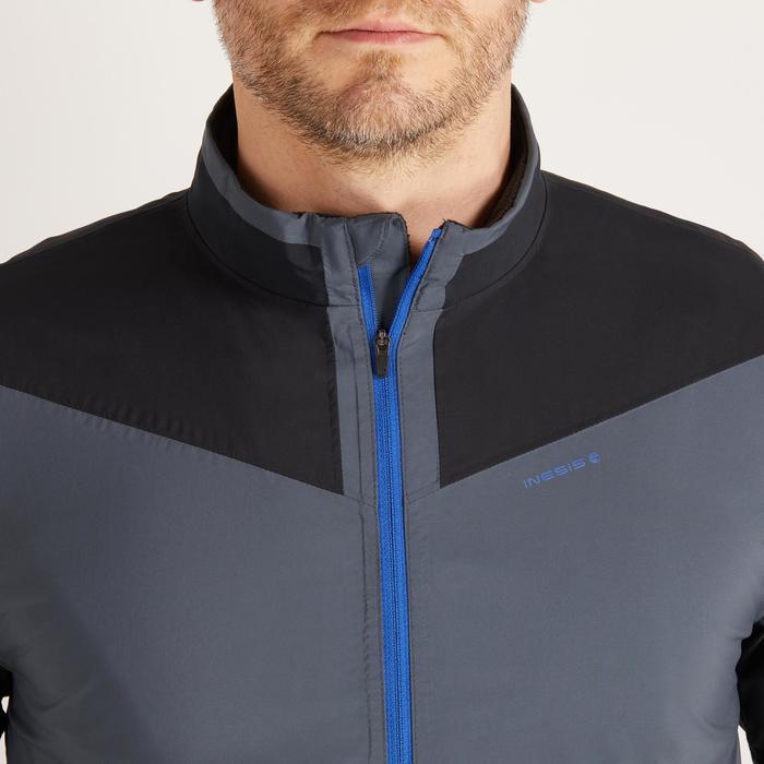 Heren regenjasje voor golf grijs - 1489151