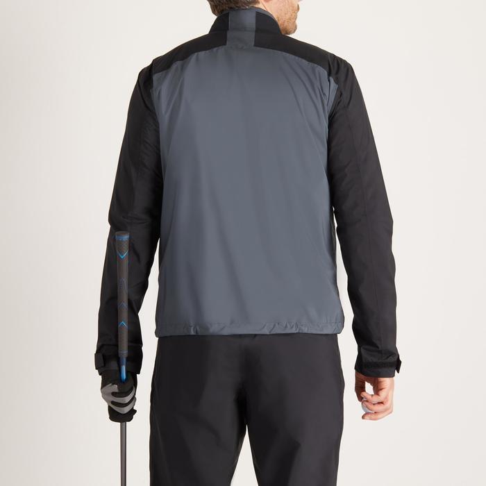 Heren regenjasje voor golf grijs - 1489158