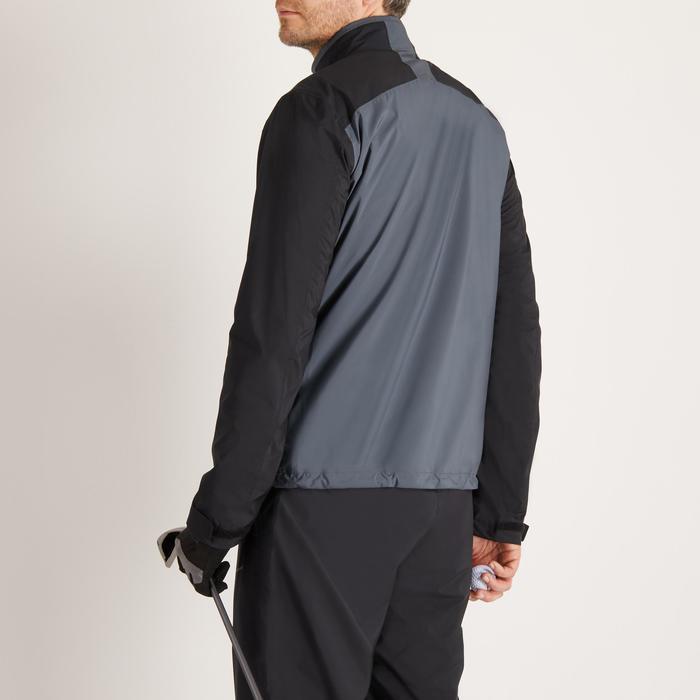 Heren regenjasje voor golf grijs - 1489159