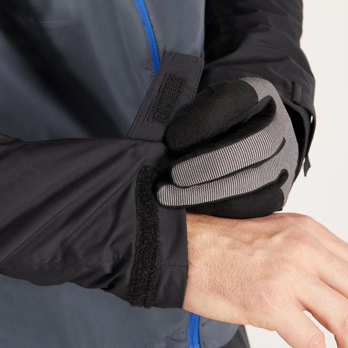 Men's Golf Waterproof Rain Jacket - Grey - 1489161