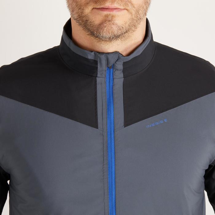 Men's Golf Waterproof Rain Jacket - Grey - 1489162