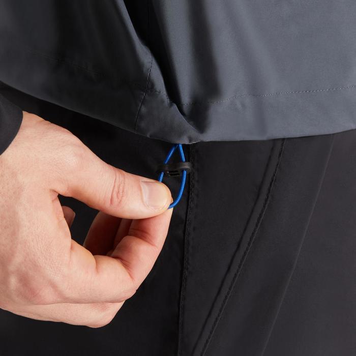 Men's Golf Waterproof Rain Jacket - Grey - 1489164