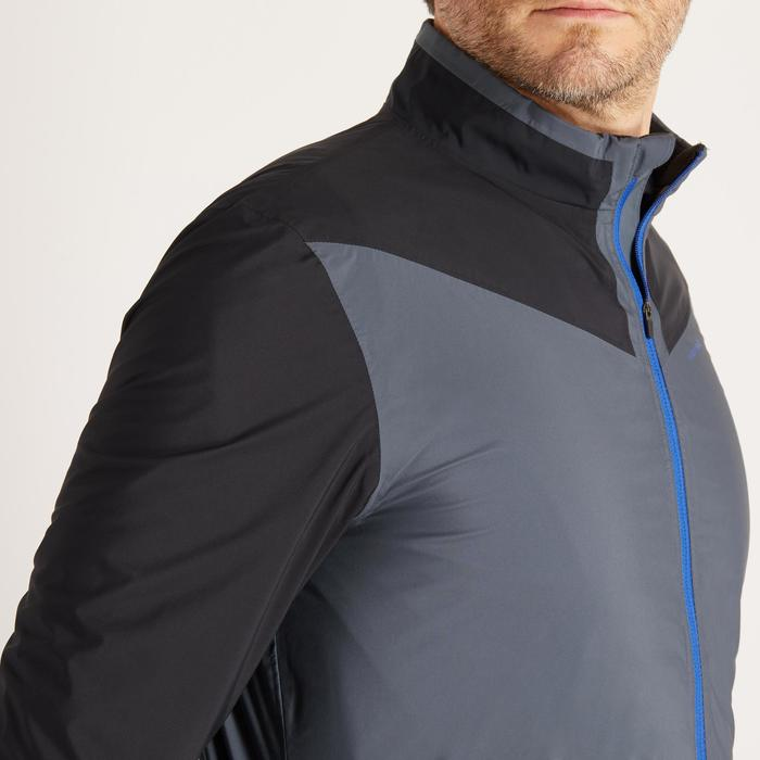 Men's Golf Waterproof Rain Jacket - Grey - 1489166