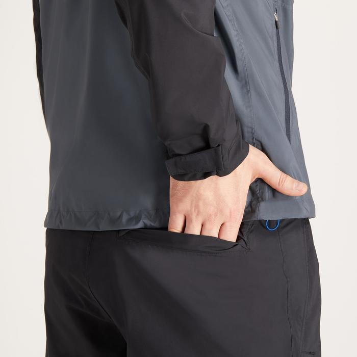 Men's Rain Golf Trousers - Black - 1489186