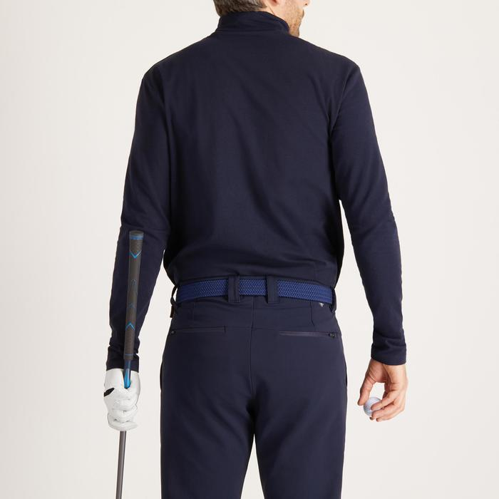 MEN'S NAVY COLD-WEATHER GOLFING VEST