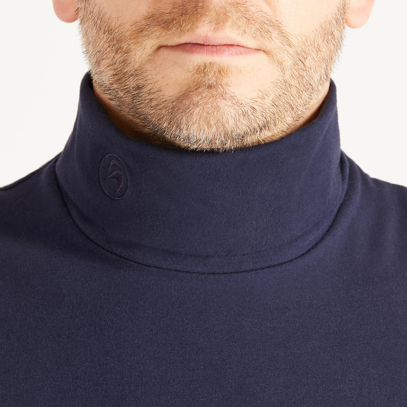MEN'S NAVY COLD-WEATHER GOLFING VEST