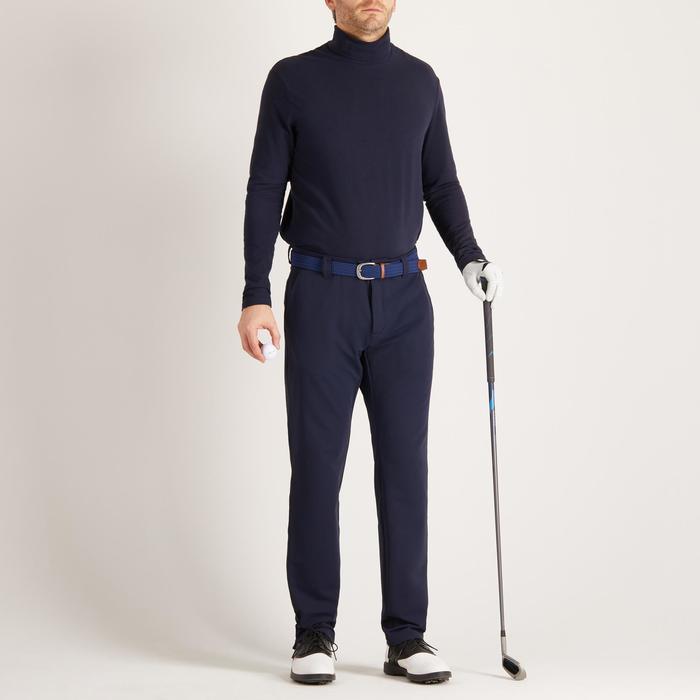 Coltrui golf voor heren, koud weer, marineblauw
