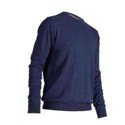 PULL GOLF COL ROND TEMPS TEMPERE POUR HOMME