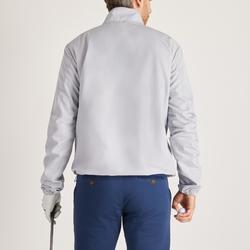 Golf Windbreaker Herren hellgrau