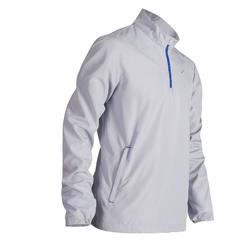 Golf Windbreaker Herren hellgrau