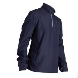 Men's Temperate Weather Golf Windproof - Navy Blue