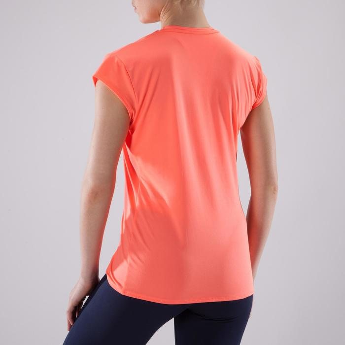 T-shirt fitness cardio femme ENERGY - 1489474