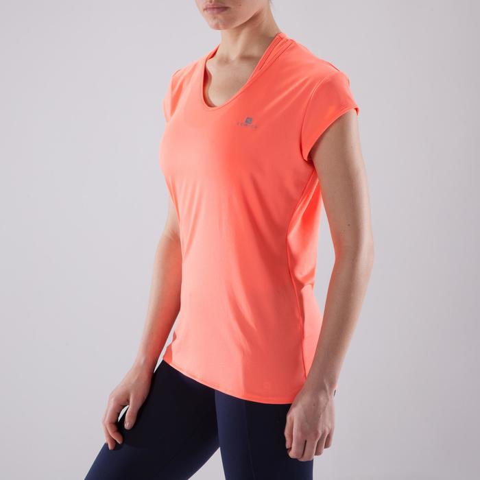 T-shirt fitness cardio femme ENERGY - 1489477