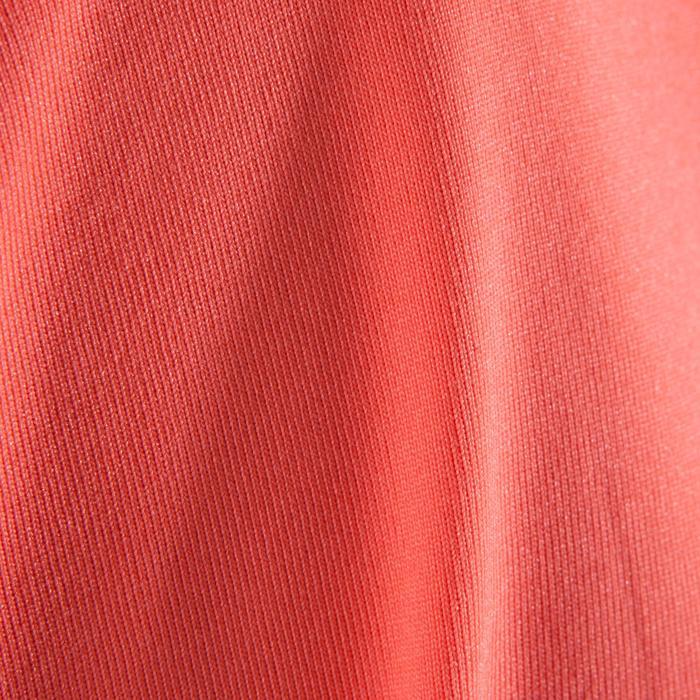 T-Shirt FTS 100 Fitness Cardio Damen koralle