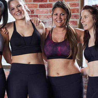 brassière domyos fitness