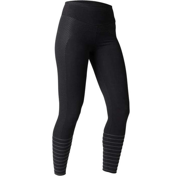 Leggings 560 Slim Gym & Pilates Damen schwarz