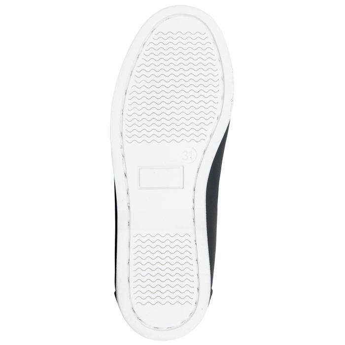 Chaussures bateau cuir enfant Cruise 500 marron - 1489965