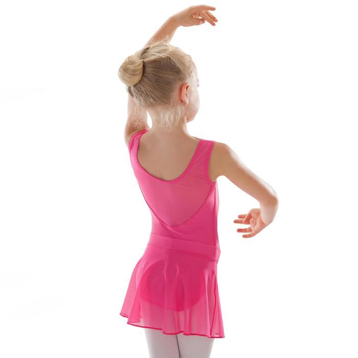 Ballettrock Tüll Kinder pink
