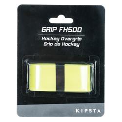 Overgrip voor veldhockey zeem FH500 geel