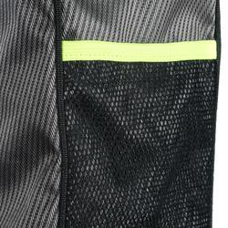 Funda de hockey sobre hierba volumen medio FH100 gris y amarillo